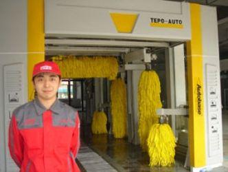 China sistemas de lavado de automóviles exportador
