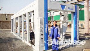 China Sistemas del túnel de lavado del túnel con el cepillo de la importación sin el daño de la pintura proveedor